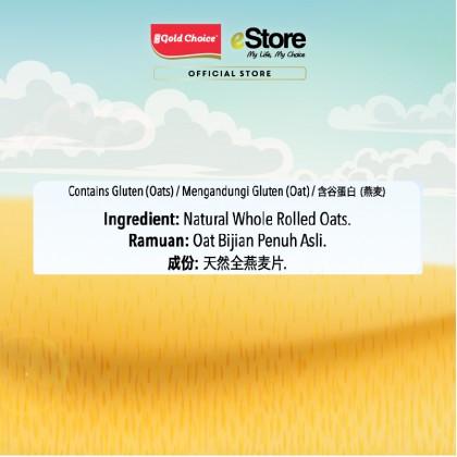 FARMER FRESH Oatmeal Instant - 1kg X 1 [Oat]