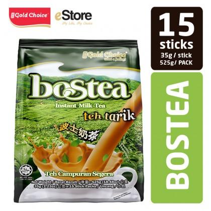 GOLD CHOICE BOSTEA Instant Milk Tea - (35g X 15'S)