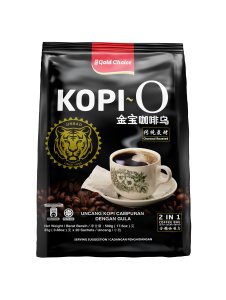 GOLD CHOICE Kopi O - (25g X 20'S)