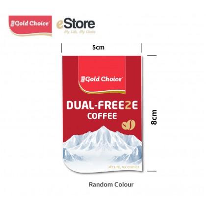 GOLD CHOICE Dual Freeze Fridge Magnet X 1 Unit